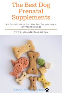 The Best Dog Prenatal Supplements for a Healthy Dog Pregnancy