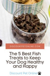 The 5 Best Fish Treats to Keep Your Dog Healthy and Happy
