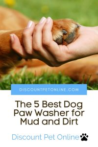 The 5 Best Dog Paw Washer for Mud and Dirt